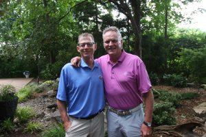 Steve Graybill with Jeff Musser