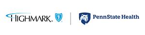 Highmark & Penn State Health Logo